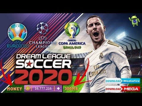 Dream League Soccer 2020 Mod Apk Obb Data Money Update Real Madrid Team Download Youtube Real Madrid Team Real Madrid Fifa Ultimate Team