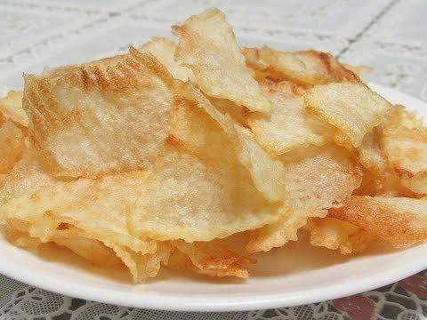 طريقة عمل الشيبسي في البيت شبسى المطاعم المقرمش جداا Youtube Snack Recipes Desserts Food