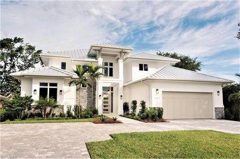 1111 14th Ave N Naples Fl 34102 Florida Home Home Sale House