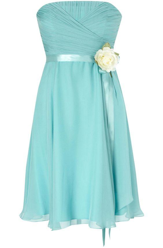 Dresses | Short Bridesmaid Dresses, Tea Length, Knee Length Bridesmaid Skirt