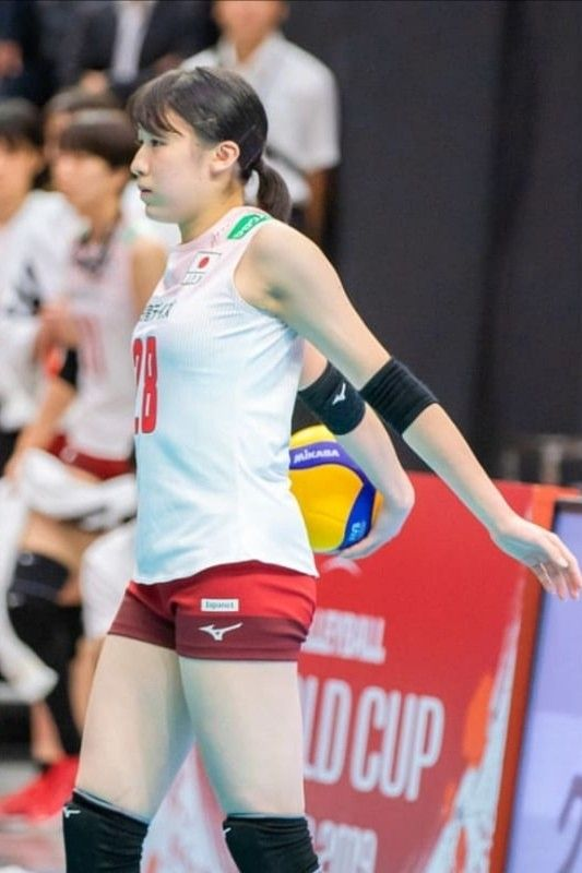 ボード「Mayu Ishikawa 石川真佑 バレーボール Volleyball 日本代表 ...