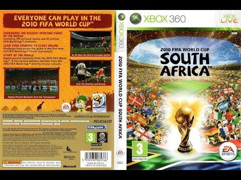 2010 Fifa World Cup South Africa Xbox 360 Real Gameplay Youtube Igry Kompyuternye Igry Mir