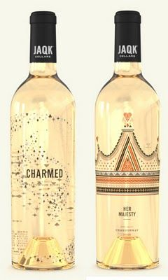 WOW. i've always been intrigued by the design of wine labels but this is the best i've ever seen. #winelabel #packaging