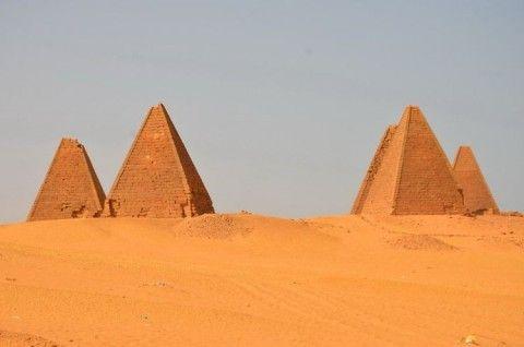 Entre Pyramides et Nil au Soudan