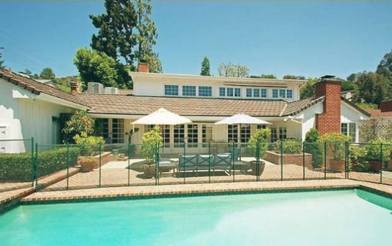 Emma Stone and Andrew Garfield's Beverly Hills Home | Celebrity Homes
