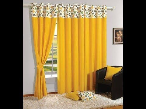 Wonderful Living Room Curtain Ideas Simple Curtain Design For Home Interiors 2017 Youtube Graybedroom Curtains Living Room Stylish Curtains Home Curtains