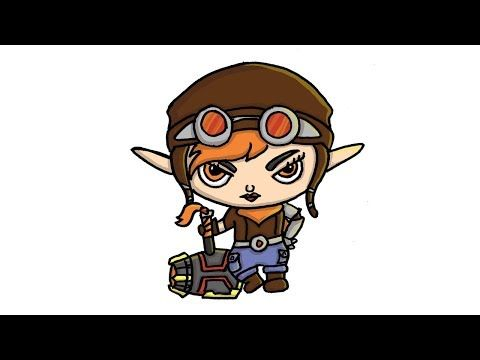 Pin Di How To Draw Mobile Legend Hero