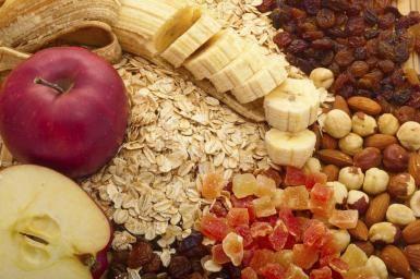 Índice glucémico de frutas, vegetales, frijoles y nueces - Foto © Getty Images