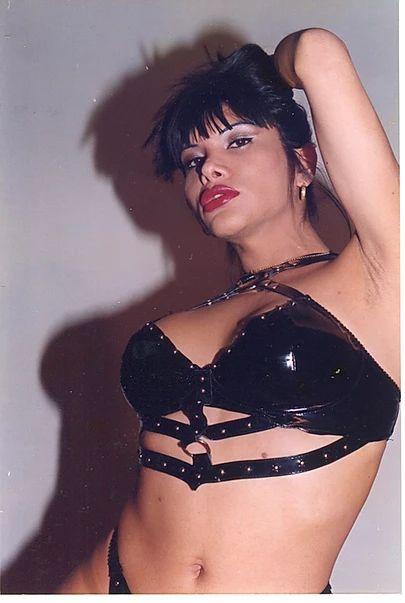 Ivana Tintilay, 1996. Archivo personal de la autora
