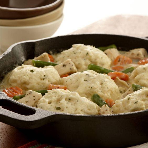 Easy herb dumplings recipes