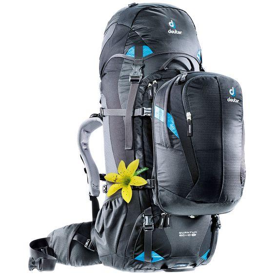 DEUTER QUANTUM 60+10 SL REISRUGZAK koop online in de Bergzeitshop
