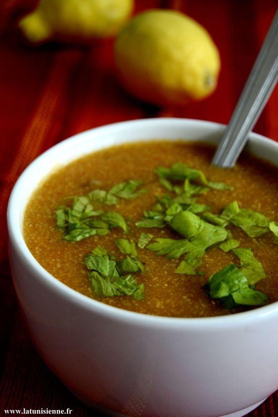 Chorba tunisienne le sder recette ramadan - Cuisine tunisienne ramadan ...
