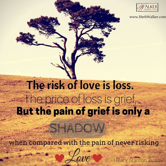 Uplifting Quotes After A Loss: Encouraging #Quotes, #Grief, Bereavement Walker Funeral