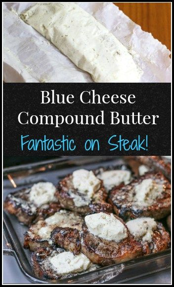 blue cheese compound butter