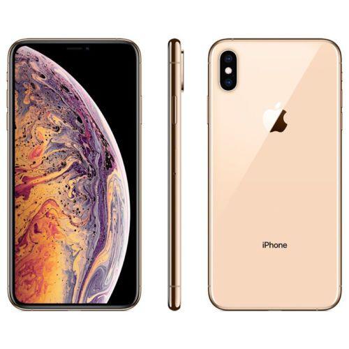 Apple Iphone Xs Max 256gb Gold Unlocked Dual Physical Nano Sim A2104 Iphone Apple Iphone Apple Phone