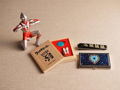 室町時代から愛される紀州漆器×「ウルトラマン」は現代で愛されるアイテムに!