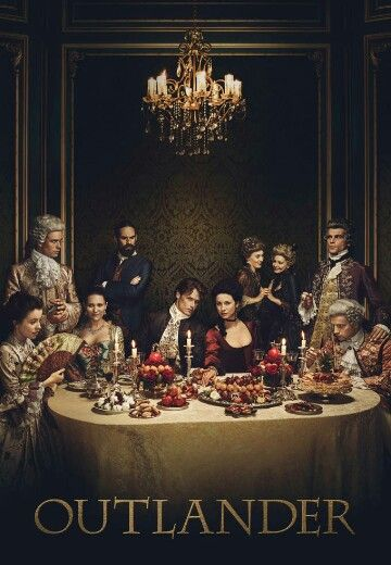 Outlander season 2 poster: