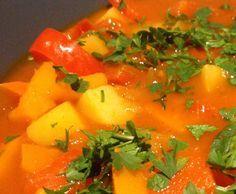 Rezept Hokkaido-Kartoffelgulasch vegan von Waldschrat70 - Rezept der Kategorie Hauptgerichte mit Gemüse