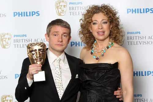 """I really want Harry Watson in Sherlock and I really want her to be played by Alex Kingston""""hello there little brother.""""  """"I am not your little brother.""""  """"yes you are, you've got dad's genetics, you're shorter than I am."""""""