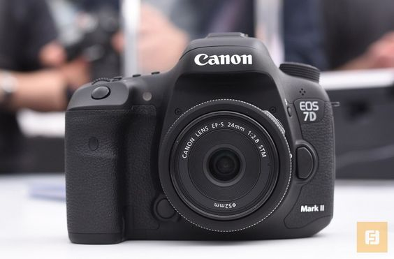 Photokina 2014. First look at the Canon EOS 7D Mark II