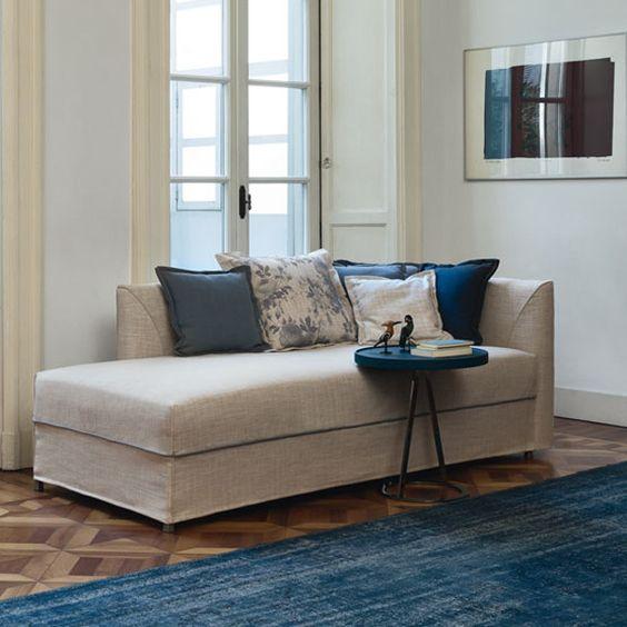 Lit gigogne méridienne Versailles : un véritable havre de repos à l'allure fine et au confort optimal ! | disponible chez Meubles et Atmosphère