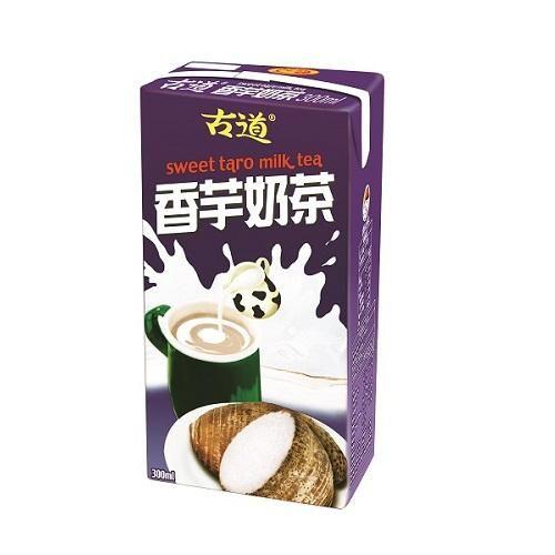 Road Taro Milk 300ml 0 99cad Is Free Delivery In Montreal Milk Tea Taro Milk