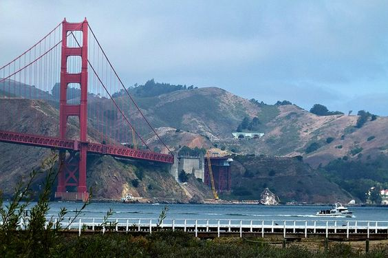 Golden Gate Bridge Collapse Natural And Unnatural