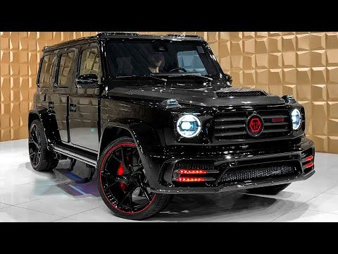 2020 Mercedes Amg G 63 Mansory New G Wagon On Steriors 4k