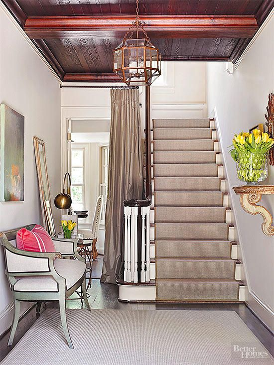 Install Carpet On Steps For A Stylish Staircase Carpet Installation Home Home Decor