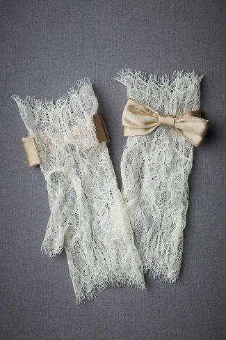 wedding gloves!