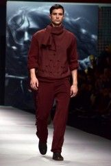 Red Shirt With Buttons by JA on Meet My Designer