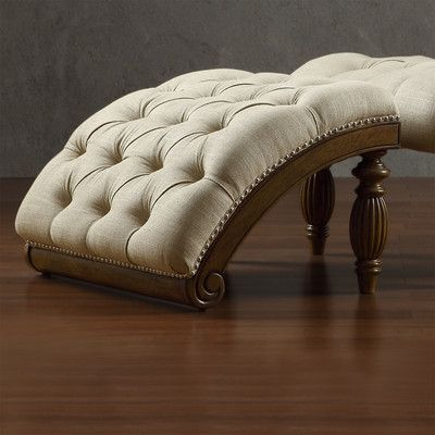 Pinterest the world s catalog of ideas for Bellagio button tufted leather brown chaise