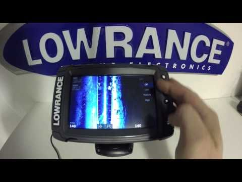Lowrance Elite 7 Ti Pt 3 Structurescan Setup L Totalscan Youtube
