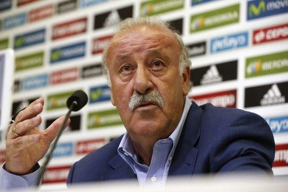 Blog Esportivo do Suíço: Del Bosque inicia renovação da Espanha e convoca Diego Costa