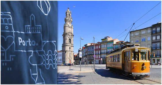 Porto, Portugal via  invictadeazulebranco.pt/