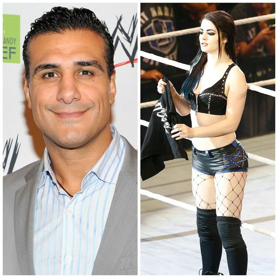 Real life couple Alberto Del Rio and Paige were suspended by the WWE.  WWE performer Paige is not having a great 24th birthday.  On Wednesday morning, her boyfriend and fellow WWE performer, Alberto Del Rio (Jose Rodriguez), was suspended 30 days effective Thursday for a violation of the company's wellness