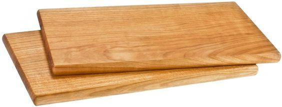 rechteckiges Schneidbrett, Kirschbaum geölt | Schneidbretter Kirsche | Schneidbretter | Holz Frank - Großhandel