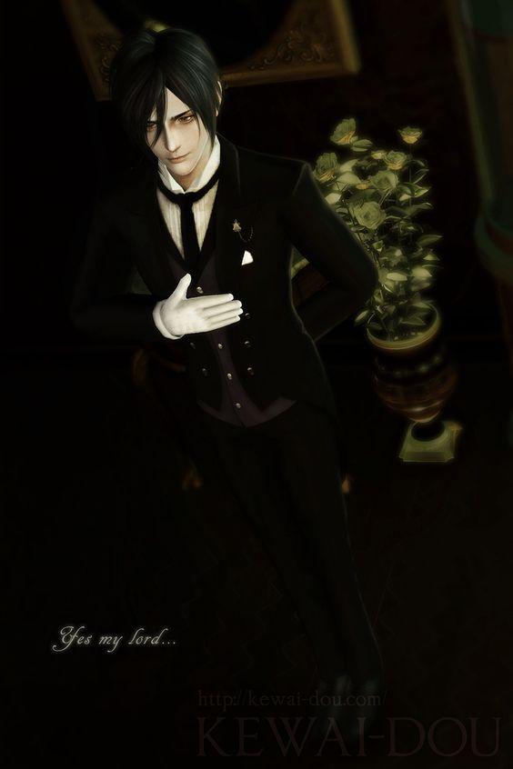 black butler sebastian dating sim