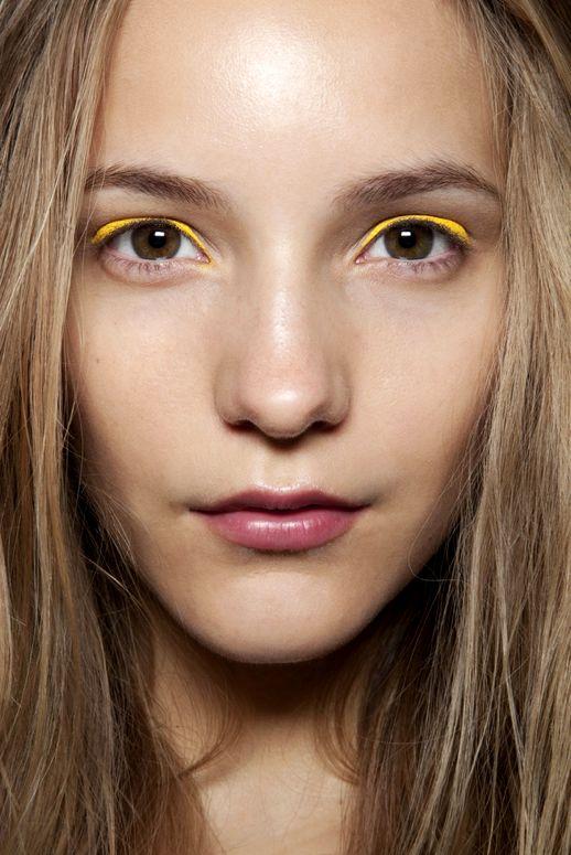 Neon eyeliner...love it or leave it?!