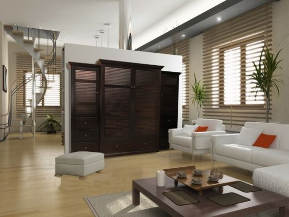 Murphy Beds tuck away for small spaces and are now, more attractive!