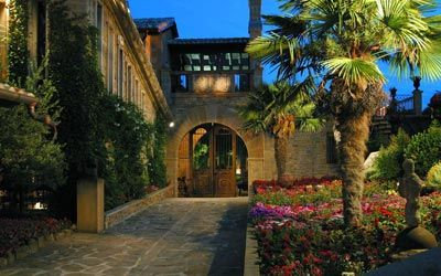 One of Amancio Ortega's favourite hotel  http://www.deluxes.net/view.php?id=201#