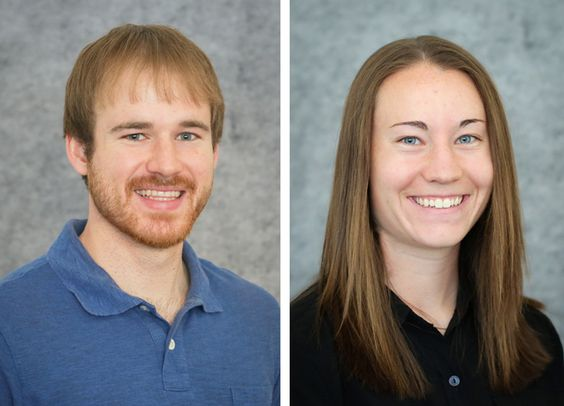 Mechanical Engineering hosted a competition of presentations from four graduate areas of research. Amy Hagerty, representing Biomechanics, placed first and Evan Rezenicek, representing Thermal-Fluid Systems, placed second.