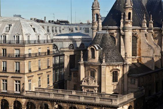 Temple protestant de l'Oratoire du Louvre, Paris 1e