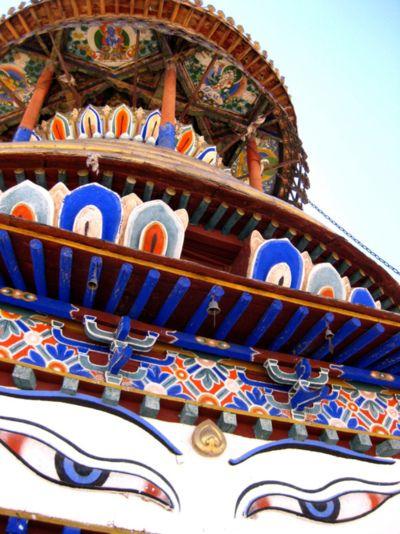Gyantse Kumbum Monastery   TIBET