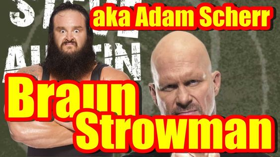Braun Strowman on the Steve Austin Show I inspiration from Bruiser Brody...