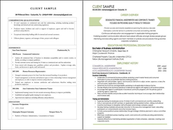Free resume, Resume and Resume review on Pinterest