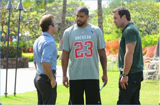 arian foster hawaii five o - Google Search