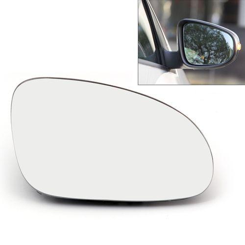 Right Rearview Mirror Glass Heated W Holder For Volkswagen Golf Gti Mk5 06 09 Jetta Mk5 06 10 Eos 07 08 R32 Rabbit 06 09 Passat B6 05 09 Volkswagen Golf Gti Volkswagen Golf Rear View Mirror