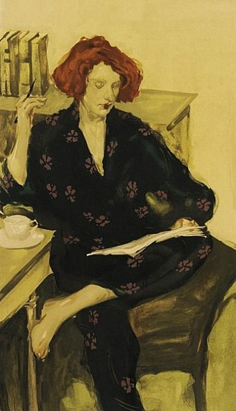 Malcolm T. Liepke    Morning Coffee    Late 20th - early 21st century
