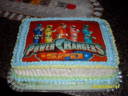 Festa Power Rangers Dicas De Decoracao Infantil Com 75